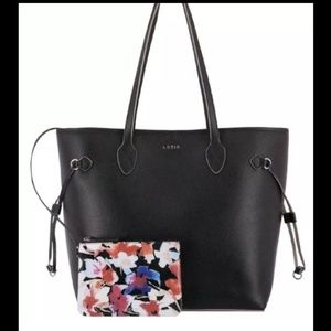 AUTHENTIC LODIS Bliss Leather Tote